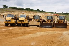 Quarry vehicles
